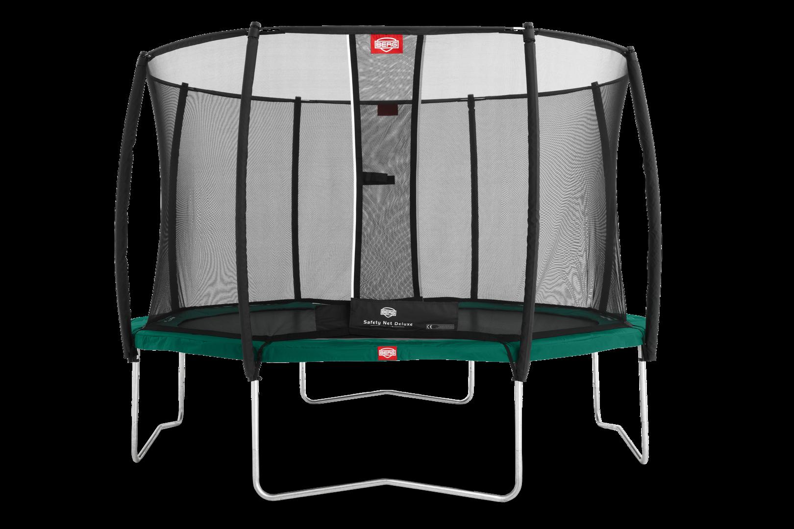 berg trampolin favorit 380 sicherheitsnetz deluxe sonntag toys. Black Bedroom Furniture Sets. Home Design Ideas